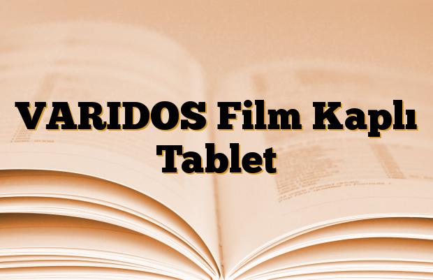 VARIDOS Film Kaplı Tablet