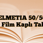 VELMETIA 50/500 mg Film Kaplı Tablet
