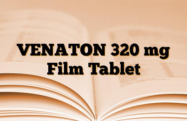 VENATON 320 mg Film Tablet