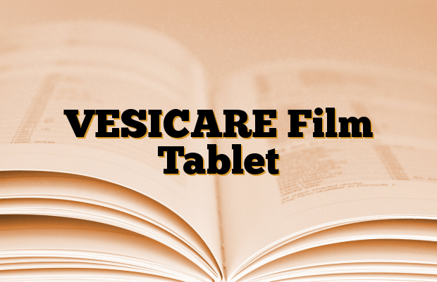 VESICARE Film Tablet