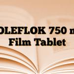 VOLEFLOK 750 mg Film Tablet