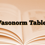 Vasonorm Tablet