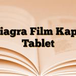 Viagra Film Kaplı Tablet