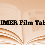 XEIMER Film Tablet