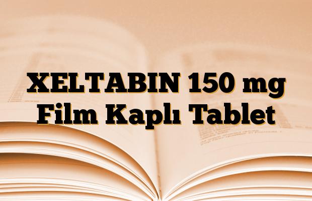 XELTABIN 150 mg Film Kaplı Tablet