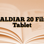 ZALDIAR 20 Film Tablet