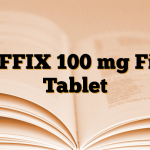 ZEFFIX 100 mg Film Tablet