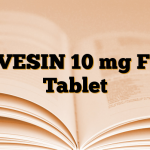 ZEVESIN 10 mg Film Tablet