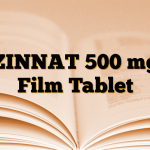 ZINNAT 500 mg Film Tablet