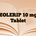 ZOLERIP 10 mg Tablet