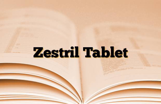 Zestril Tablet