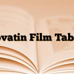 Zovatin Film Tablet