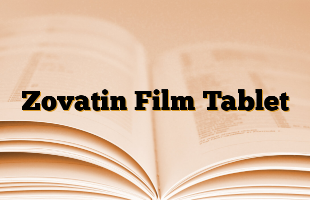 Zovatin Film Tablet