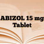 ABIZOL 15 mg Tablet