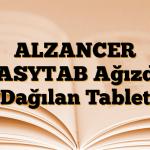 ALZANCER EASYTAB Ağızda Dağılan Tablet