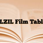 ALZIL Film Tablet
