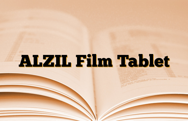 ALZIL Film Tablet