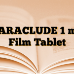 BARACLUDE 1 mg Film Tablet