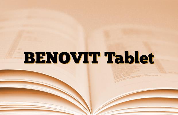 BENOVIT Tablet