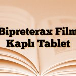 Bipreterax Film Kaplı Tablet