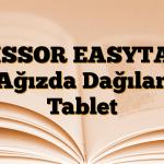 CISSOR EASYTAB Ağızda Dağılan Tablet