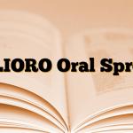 CLIORO Oral Sprey