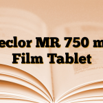 Ceclor MR 750 mg Film Tablet