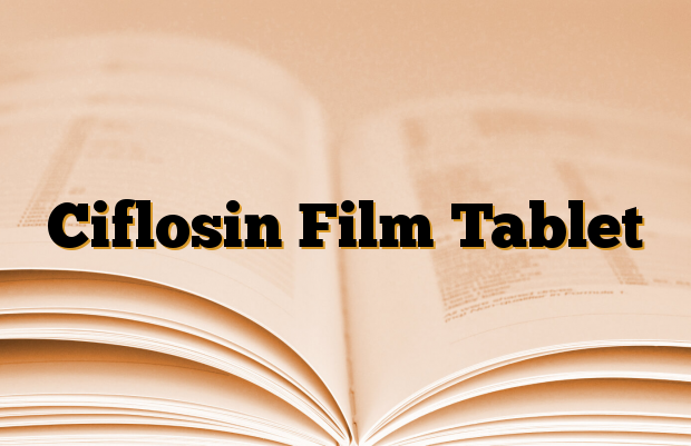 Ciflosin Film Tablet
