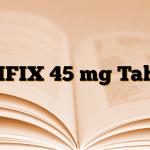 GLIFIX 45 mg Tablet
