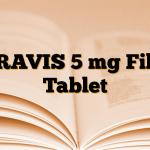 GRAVIS 5 mg Film Tablet