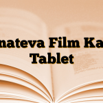 Kinateva Film Kaplı Tablet