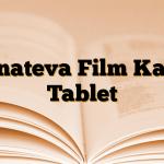 Kinateva Film Kaplı Tablet