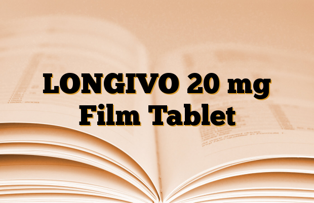 LONGIVO 20 mg Film Tablet