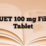 QUET 100 mg Film Tablet