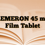 REMERON 45 mg Film Tablet