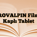 ROVALPIN Film Kaplı Tablet
