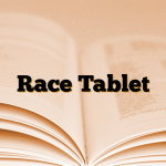 Race Tablet