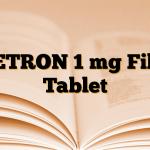 SETRON 1 mg Film Tablet