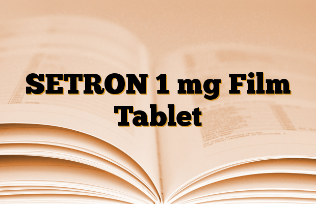 SETRON 1 mg Film Tablet