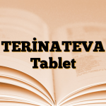 TERİNATEVA Tablet