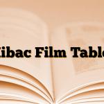 Xibac Film Tablet