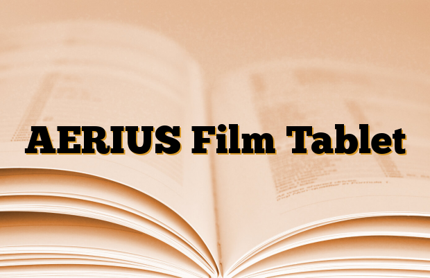 AERIUS Film Tablet