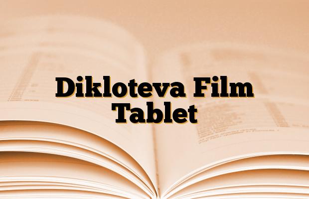 Dikloteva Film Tablet