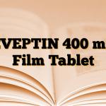 EVEPTIN 400 mg Film Tablet