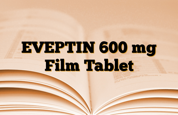 EVEPTIN 600 mg Film Tablet