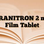 GRANITRON 2 mg Film Tablet
