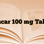 Glucar 100 mg Tablet