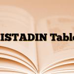 HISTADIN Tablet