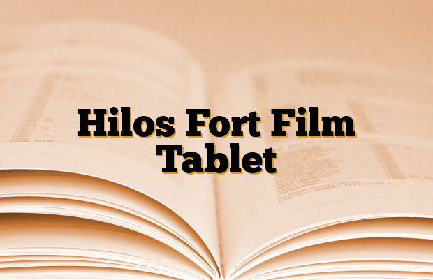 Hilos Fort Film Tablet