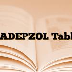 MADEPZOL Tablet